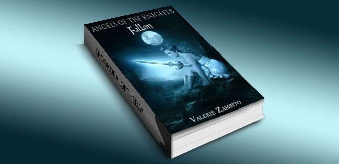ya paranormal fantasy Angels of the Knights - Fallon by Valerie Zambito