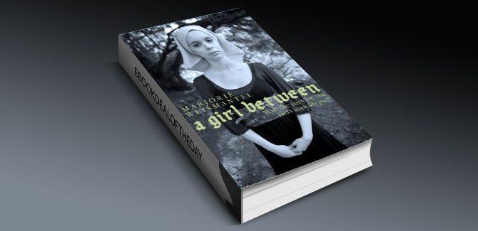 ya paranormal suspense, The Girl Between by Marjorie Weismantel
