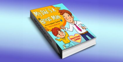 "a children's book ""My Dad is a great man"" by Zehavit Tzarfati"