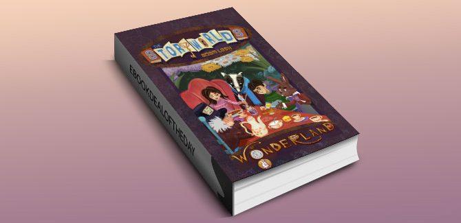a children's fiction Wonderland (The Storyworlds) by Adam Lesh