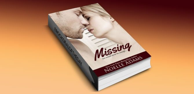 a contemporary romance ebook Missing by Noelle Adams