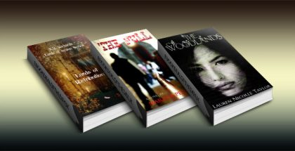 Three Free Kindle books this Saturday!