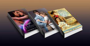 Free Three Futuristic, Historical and TimeTravel Romance Kindle books!