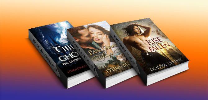 Free YA, Paranormal Romance Nook books!