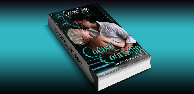 a paranormal fantasy romance ebook Council Courtship (Fairyproof) by Constance Phillips