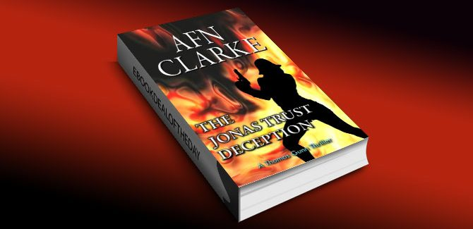 py mystery and intrigue with kindle The Jonas Trust Deception by AFN Clarke