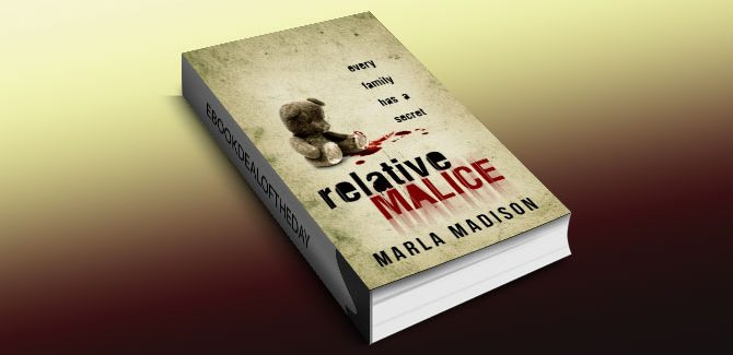 mystery suspense ebook Relative Malice by Marla Madison with Amazon