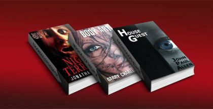 Free Three Horror Fiction Nook books!