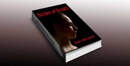 "a women's fiction ebook ""Burden of Breath"" by Ann Minnett"