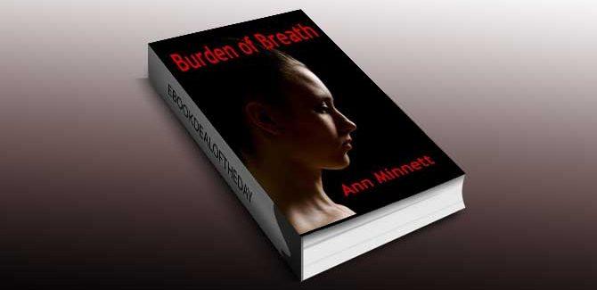 a women's fiction ebook Burden of Breath by Ann Minnett