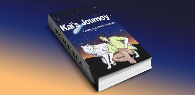 a ya fiction kindle book Kai's Journey: The New World Chronicles by Charles Siefken and Wendy Siefken