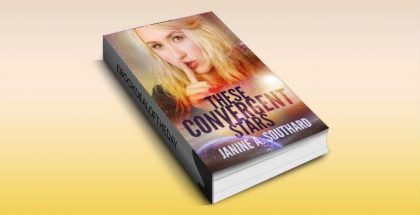 "a scifi & fantasy kindle book ""These Convergent Stars"" by Janine A. Southard"