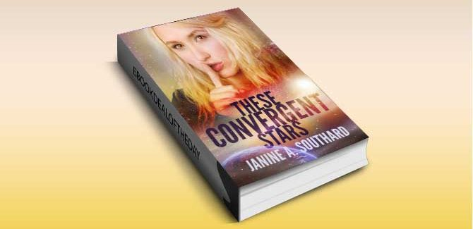 a scifi & fantasy kindle book These Convergent Stars by Janine A. Southard