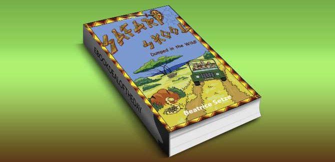 a children's picture book Safari Skool; Dumped in the Wild! by Beatrice Setze