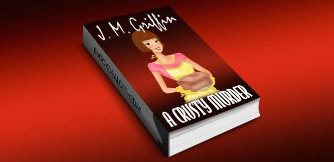 cozy mystery ebook A Crusty Murder (Book 1 Deadly Bakery Series) by J.M Griffin