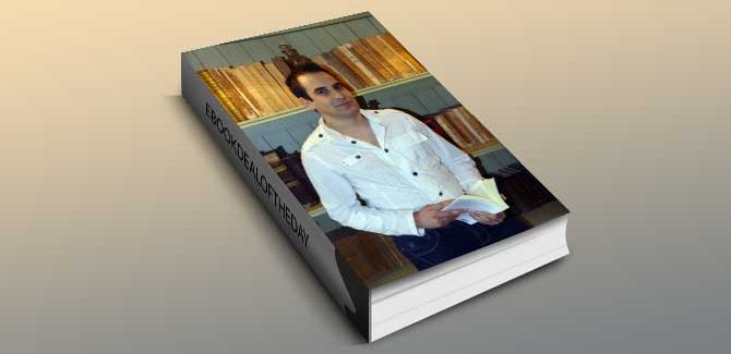 a crime fiction kindle book One story, seven pictures by Mohamed Bouzitoune