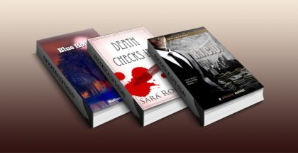 Free Mystery, Thriller & Suspense Ebooks this Monday!