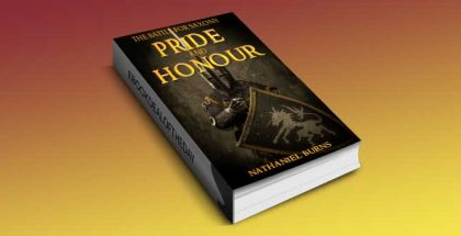 """a historical fiction kindle book """"Pride and Honour - The Battle for Saxony"""" by Nathaniel Burns"""