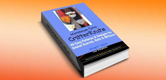 a nonfiction crafting kindle book Morehouse Farm Critter Knits by Margrit Lohrer
