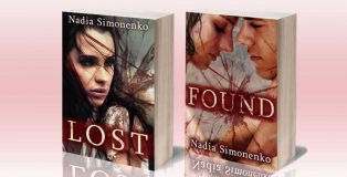 "a new adult college romance ""Lost and Found: The Complete Series"" by Nadia Simonenko"