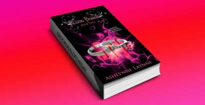 "an interracial paranormal romance ebook ""Blood Bonds (The Progeny Series)"" by Ashlynne Laynne"