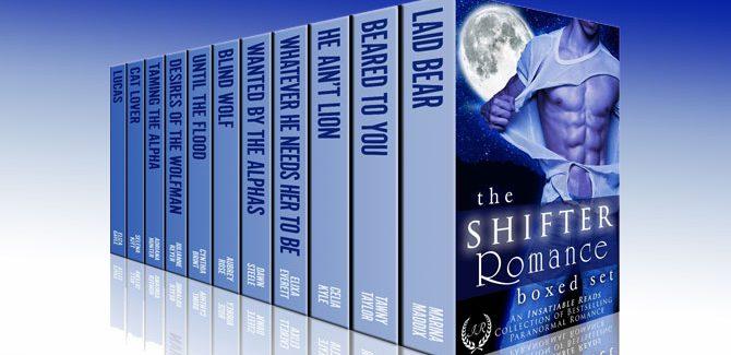 Shifter Romance Boxed Set (11 Book Bundle) by Selena Kitt, Marina Maddix, Tawny Taylor, Eliza Gayle, Adriana Hunter