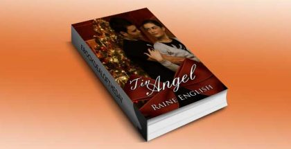"a romantic comedy kindle book ""Tin Angel"" by Raine English"