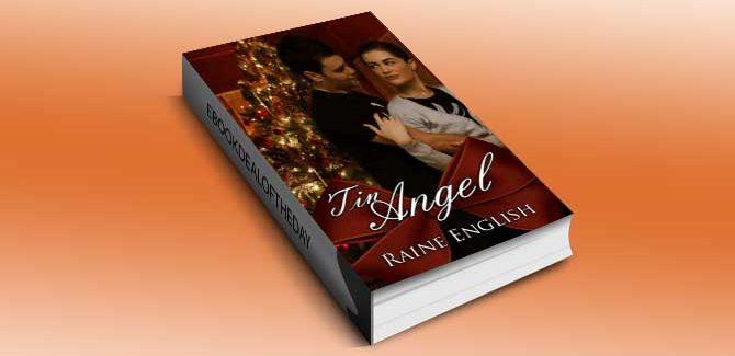 a romantic comedy kindle book Tin Angel by Raine English