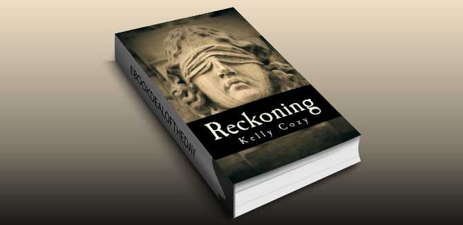 a suspense fiction kindle book Reckoning (Ashes #2) by Kelly Cozy