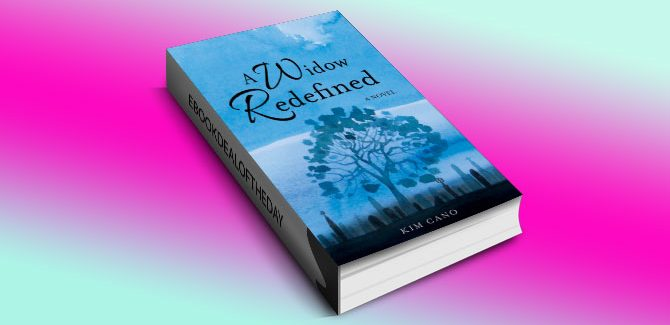 a women's fiction kindle book A Widow Redefined by Kim Cano