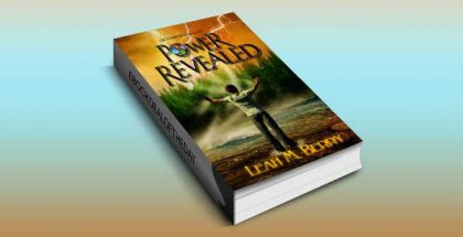 "a fantasy adventure kindle book ""Power Revealed (The Elementers)"" by Leah Berry"