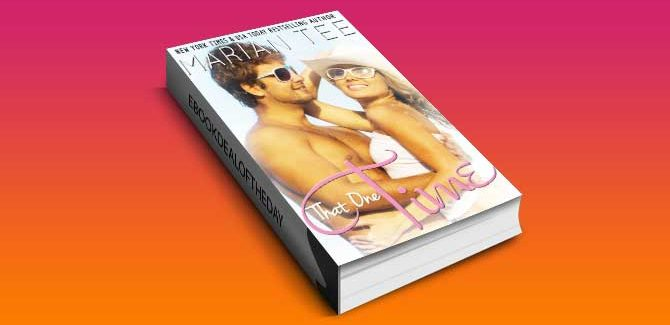 : a holiday romance ebook That One Time by,Marian Tee