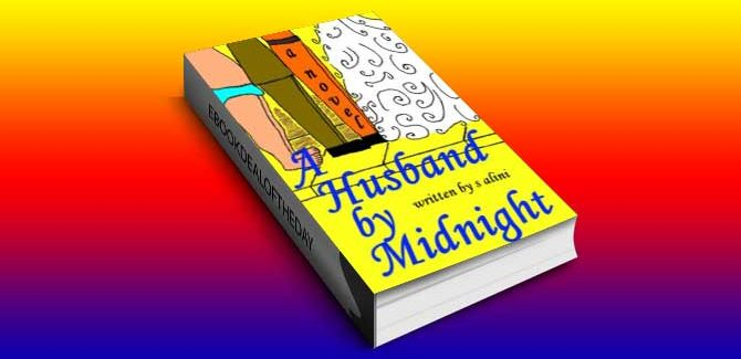 a contemporary romance ebook A Husband By Midnight - a funny tale about finding your soulmate in one day by S Alini