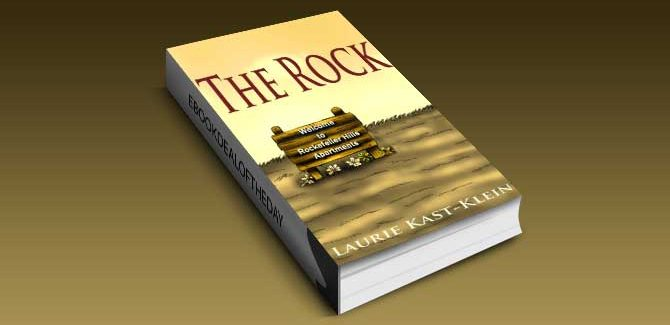 a women's romantic fiction ebook The Rock by Laurie Kast-Klein