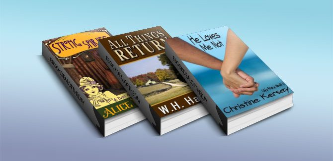 Free Three Nook books this Thursday!