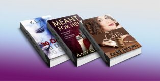 Free Three Romantic Mystery, Thriller & Suspense Kindle books!