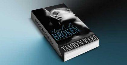 "a new adult romance ebook ""Hopelessly Broken"" by Tamryn Ward"