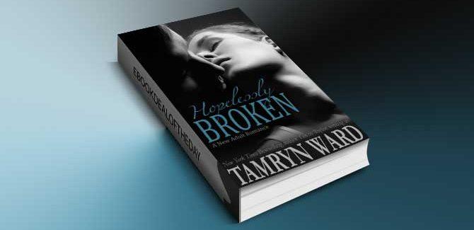 a new adult romance ebook Hopelessly Broken by Tamryn Ward