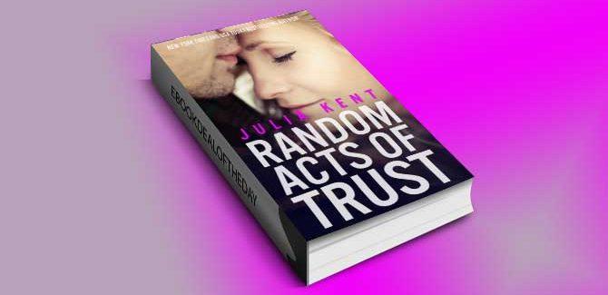 a new adult, romantic comedy ebook Random Acts of Trust by Julia Kent