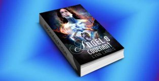"a Christian paranormal fantasy ebook ""The Angel's Covenant"" by Lynn Landes"