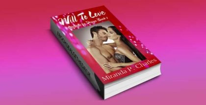 "a contemporary romance ebook ""Will To Love"" by Miranda P. Charles"