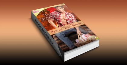 "ontemporary romance kindle book ""Never Say Never"" by Tina Leonard"