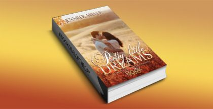 "ontemporary romantic suspense ebook ""Pretty Little Dreams"" by Jennifer Miller"