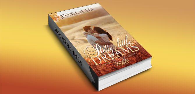 ontemporary romantic suspense ebook Pretty Little Dreams by Jennifer Miller