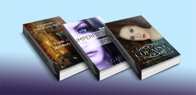 free ya fantasy, new adult and historical romance kindle books