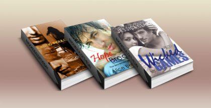 Free Three New Adult Romance Kindle Books!