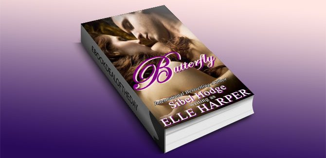 new adult contemporary romance Butterfly (a New Adult Romance) by Elle Harper