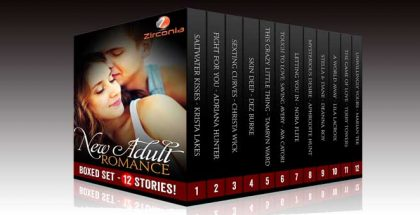 Tangled: A New Adult Romance Boxed Set by Krista Lakes, Dez Burke, Adriana Hunter, Christa Wick, Marian Tee, Tamryn Ward, Terry Towers, Nora Flite, Lila Lacroix, Deanna Roy, Aphrodite Hunt, Ava Catori