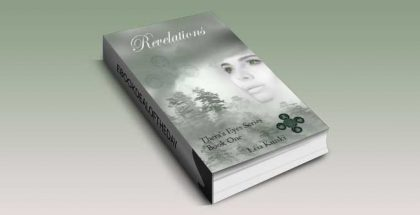 "a ya paranormal kindle book ""Revelations (Thera's Eyes Series Book 1)"" by Léia Kiuski"