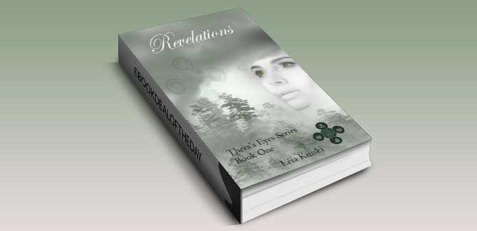 a ya paranormal kindle book Revelations (Thera's Eyes Series Book 1) by Léia Kiuski